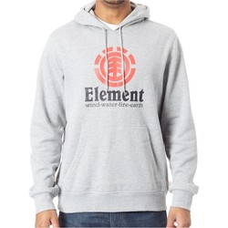 Clothing Men Fleeces Element Vertical Grey Heather