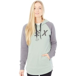 Clothing Women Sweaters Fox Sage Avowed Womens Hoody Green