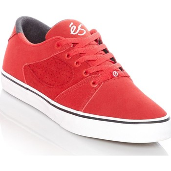 Shoes Men Low top trainers Es éS Red Square Three Shoe Red