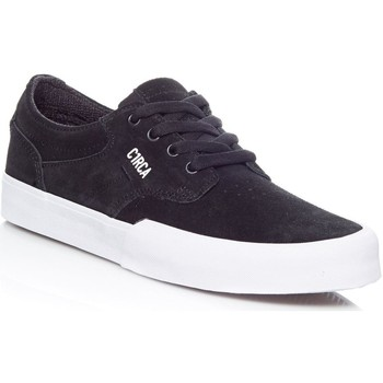 Shoes Men Low top trainers C1rca Black-White Elston Shoe Black
