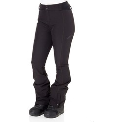 Clothing Women Tracksuit bottoms O'neill Black Out FA18 Blessed Womens Snowboarding Pants Black