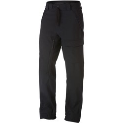 Clothing Men Cargo trousers Oakley Blackout Wildcard 10K - Softshell Snowboarding Pants Black