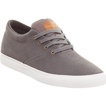 Shoes Men Low top trainers Diamond Supply Co. Grey Torey Shoe Grey