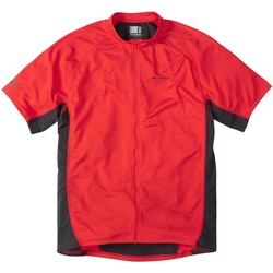 Clothing Men Short-sleeved t-shirts Madison Flame Red 2015 Trail Short Sleeved MTB Jersey Red