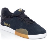 Shoes Men Low top trainers adidas Originals Core Black-Light Granite-Footwear White 3ST.003 Shoe Black