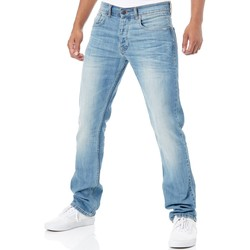 Clothing Men Straight jeans Dickies Light Blue Michigan - Regular Fit Jeans Blue