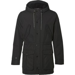 Clothing Men Parkas O'neill Black Out Journey Parka Jacket Black