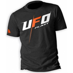 Clothing Men Short-sleeved t-shirts Ufo Black Alien T-Shirt Black
