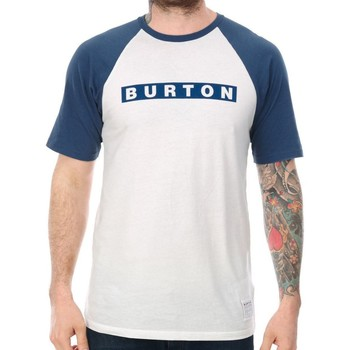 Clothing Men Short-sleeved t-shirts Burton Stout White FA17 Vault Raglan T-Shirt White