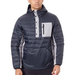 Clothing Men Duffel coats Burton True Black-High Rise Heather Evergreen Down Jacket Black