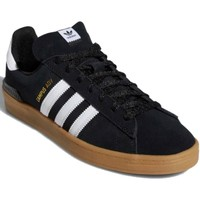Shoes Men Low top trainers adidas Originals Core Black-Footwear White-Gum4 Campus ADV Shoe Black