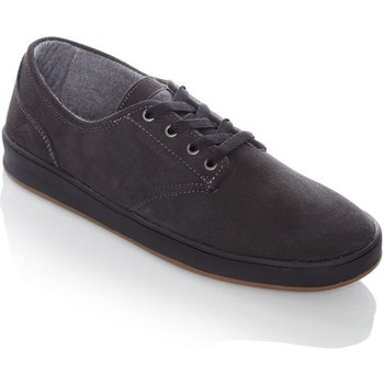 Shoes Men Low top trainers Emerica Dark Grey-Black-Gum The Romero Laced Shoe Grey