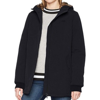 Clothing Women Jackets Vans Inferno MTE Parka - Mountain Edition Black