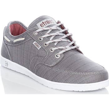 Shoes Men Low top trainers Etnies Grey-Red-White Dory Shoe Grey