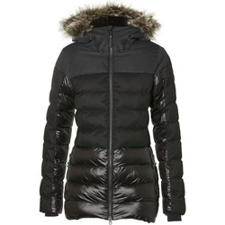 Clothing Women Duffel coats O'neill Black Out Hybrid Finesse Womens Snowboarding Jacket Black
