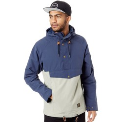 Clothing Men Jackets Burton Mood Indigo-Hawk Welton Anorak Jacket Black