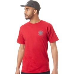 Clothing Men Short-sleeved t-shirts Spitfire Cardinal-Grey OG Classic T-Shirt Red