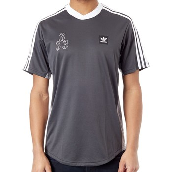 Clothing Men Short-sleeved t-shirts adidas Originals Macleay Shrzy T-Shirt Grey