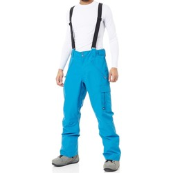 Clothing Men Trousers Protest Intense Blue Denysy Snowboarding Pants Blue