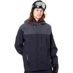 Clothing Men Parkas Oakley Blackout Shell 10K-2L Ski Jacket Black