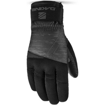 Clothes accessories Men Gloves Dakine Black Birch Matrix Snowboarding Gloves Black