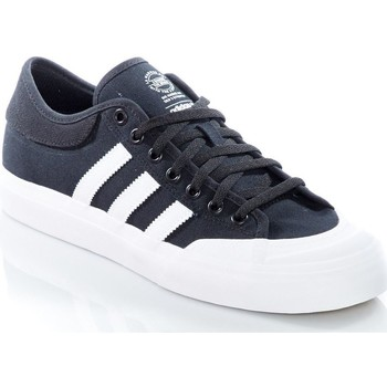 Shoes Men Low top trainers adidas Originals Core Black-Footwear White Classic Matchcourt Shoe Black