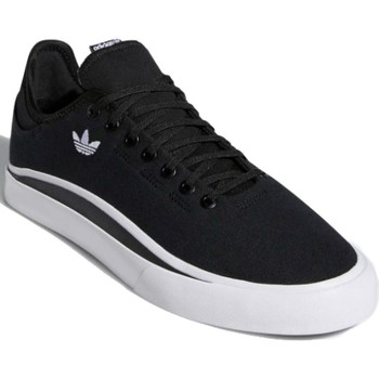 Shoes Men Low top trainers adidas Originals Core Black-Footwear White Sabalo Shoe Black