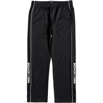 Clothing Men Tracksuit bottoms DC Shoes Black Springhill Pant Black