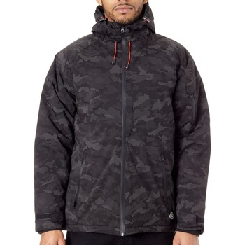 Clothing Men Jackets Dickies Black Fairview Waterproof Jacket Black
