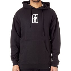 Clothing Men Sweaters Girl Black Classic OG Hoody Black