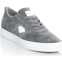 Shoes Men Low top trainers Diamond Supply Co. Grey Icon Shoe Grey