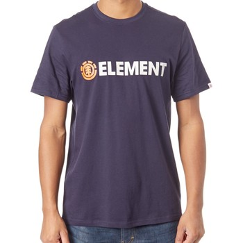 Clothing Men Short-sleeved t-shirts Element FA18 Blazin Eclipse Navy