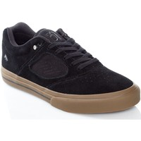 Shoes Men Low top trainers Emerica Black-Gum Reynolds 3 G6 Vulc Shoe Black