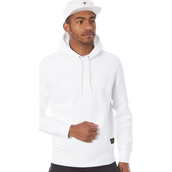 Clothing Men Fleeces Levis Skateboarding Bright White Pullover Hoody White