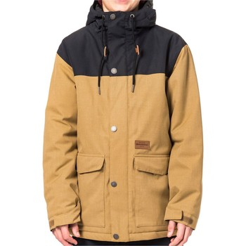 Clothing Boy Parkas Horsefeathers Sand Lanc - L-XXL Kids Snowboarding Jacket Yellow