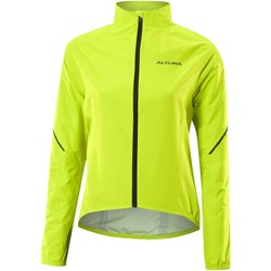 Clothing Women Jackets Altura 2017 Flite 2 Womens Cycling Waterproof Jacket Yellow