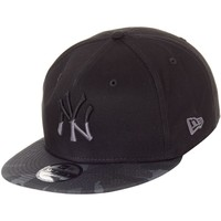 Clothes accessories Men Caps New-Era Camo Essential 9Fifty New York Yankees Snapback Cap Black