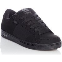 Shoes Men Low top trainers Etnies Black-Black Kingpin Shoe Black