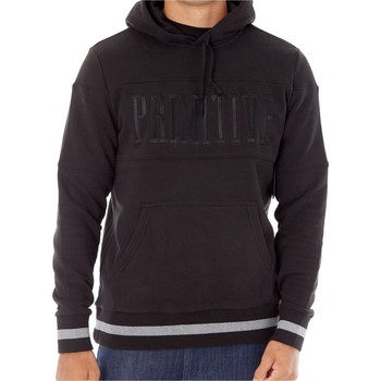 Clothing Men Sweaters Primitive Black League Piped Hoody Black