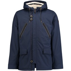 Clothing Men Parkas O'neill Ink Blue Fine Tune Waterproof Jacket Black