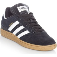 Shoes Men Low top trainers adidas Originals Black 1-Running White-Metallic Gold Busenitz Shoe Black