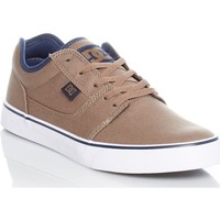 Shoes Men Low top trainers DC Shoes Shittake Tonik TX Shoe Brown