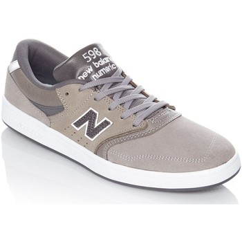 Shoes Men Low top trainers New Balance Numeric Grey 598 Shoe Grey