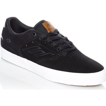 Shoes Men Low top trainers Emerica Black-Brown The Reynolds Low Vulc Shoe Black