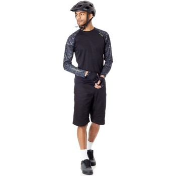 Clothing Men Long sleeved tee-shirts Altura Black 2016 Phantom Long Sleeved MTB Jersey Black