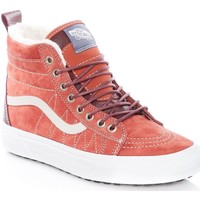 Shoes Women Hi top trainers Vans SK8-Hi MTE - Mountain Edition Womens Hi Top Shoe Orange