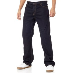 Clothing Men Straight jeans Dickies Rinsed Pensacola - Loose Fit Jeans Blue