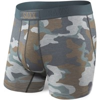Underwear Men Boxer shorts Saxx Grey Supersize Camo Vibe Boxer Shorts Grey
