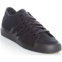 Shoes Men Low top trainers adidas Originals Core Black Matchcourt RX Shoe Black