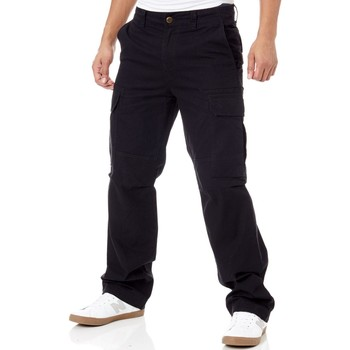 Clothing Men Chinos Dickies Black New York Cargo Pant Black
